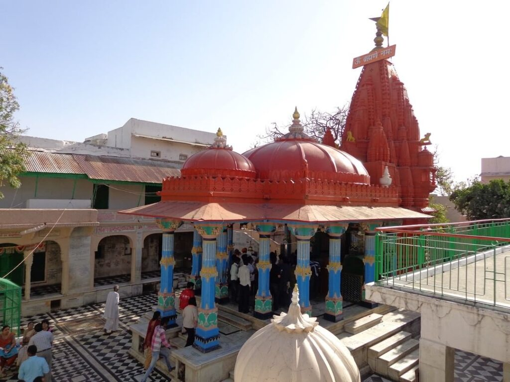 Brahma-Temple-Pushkar-rajasthan-KahaJaun