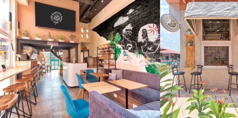 For-Earth-Sake-Cafe-Gurgaon-ambiance