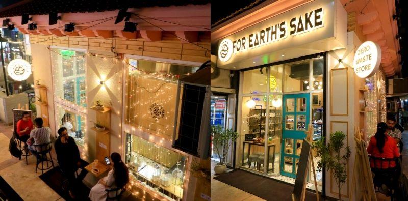 For-Earth-Sake-Cafe-Gurgaon-nightlife