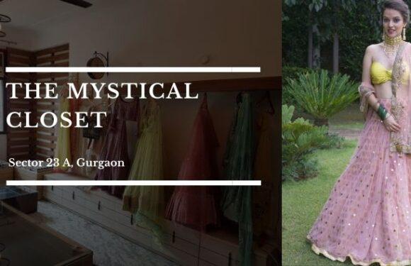 The Mystical Closet – Gurgaon/Gurugram