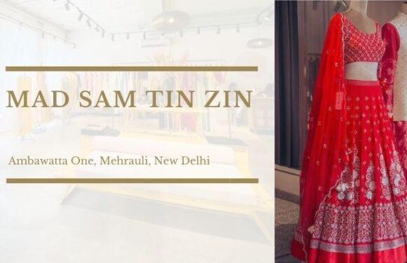 Mad Sam Tin Zin – Ambawatta One, Mehrauli, New Delhi