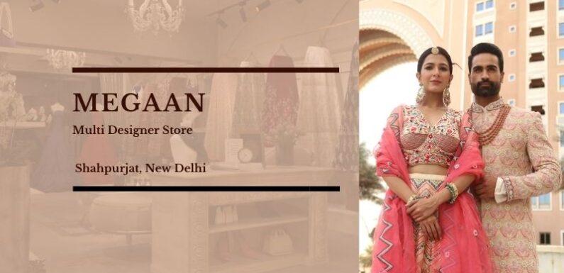 Label Megaan – Multi Designer Store – Shahpur Jat, Delhi