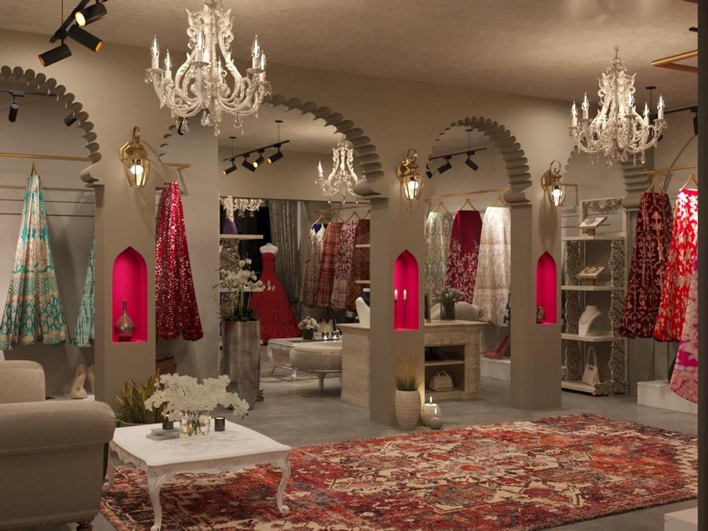 Megaan-Multi-Designer-Store-ShahpurJat-Store