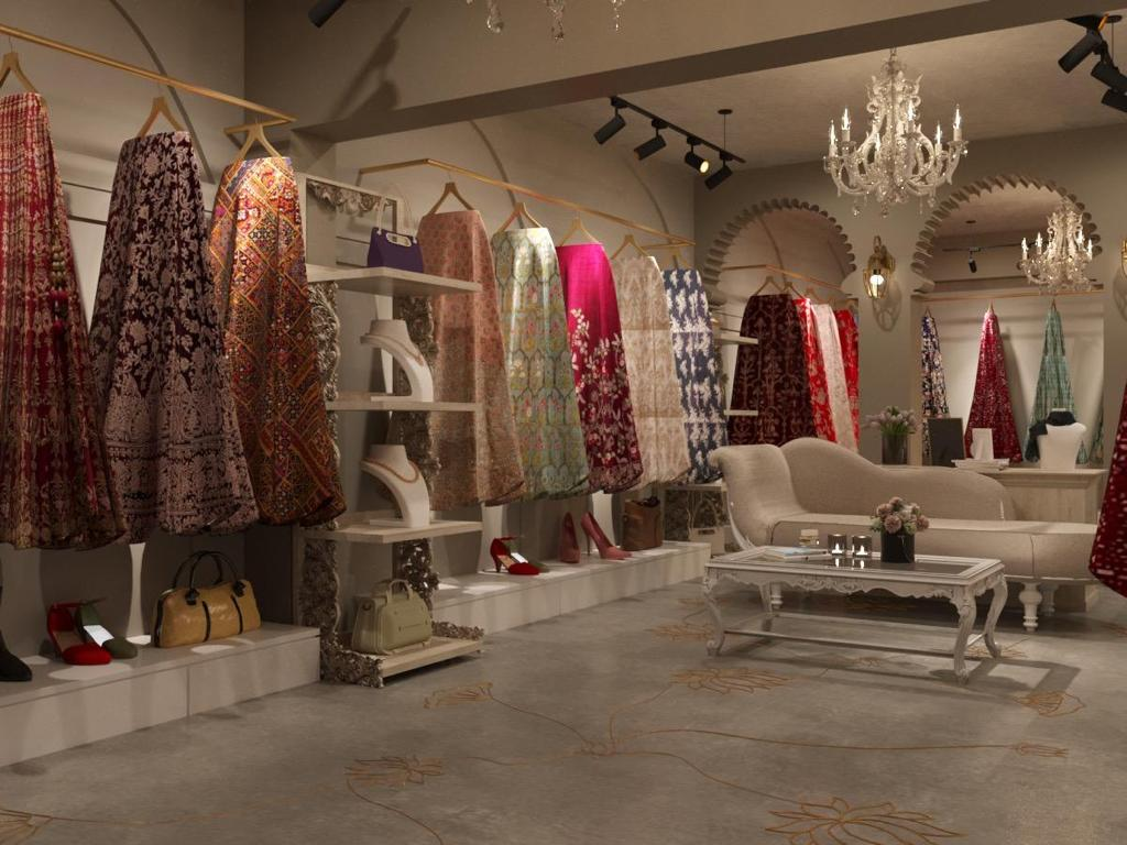 Megaan-Multi-Designer-Store-lehenga-ShahpurJat