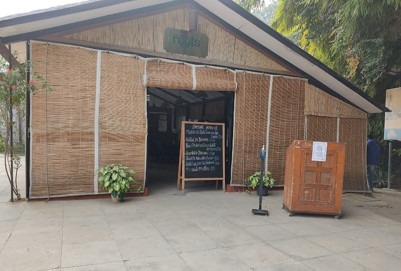 Roots - Cafe in the Park Gurgaon Sector 29
