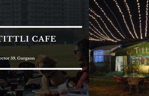 Tittli Cafe – Sector 59, Gurugram/Gurgaon