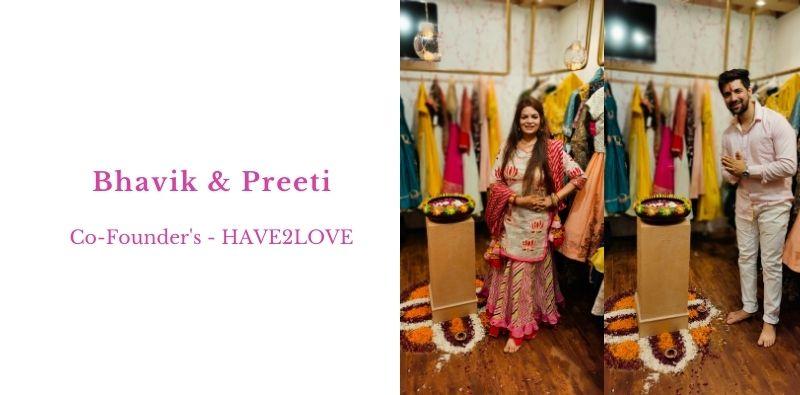 Bhavik-Preeti-have2love