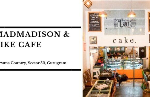 Madison & Pike Cafe – Nirvana Country, Sector 50, Gurugram