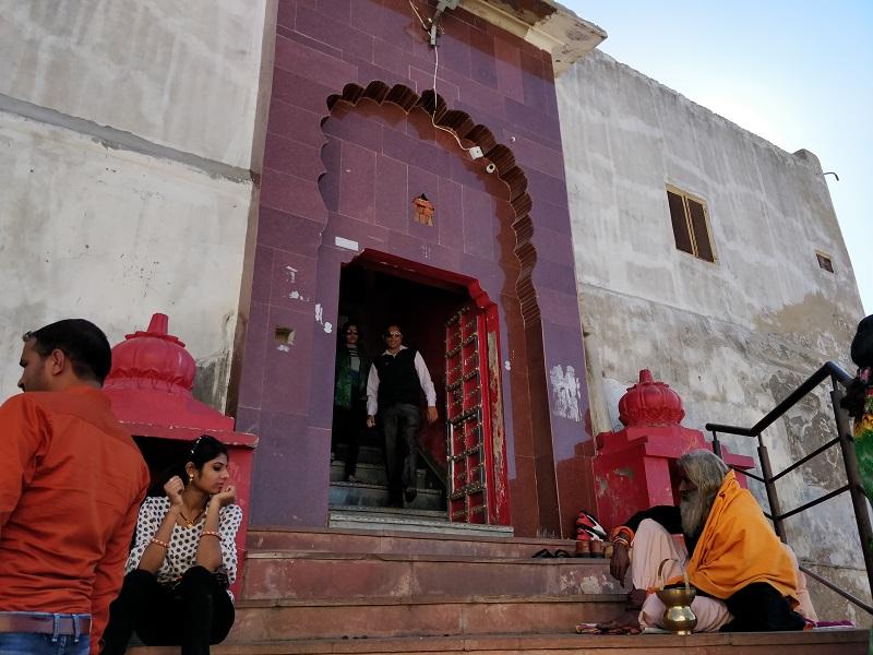 Saraswati-Temple-Pushkar