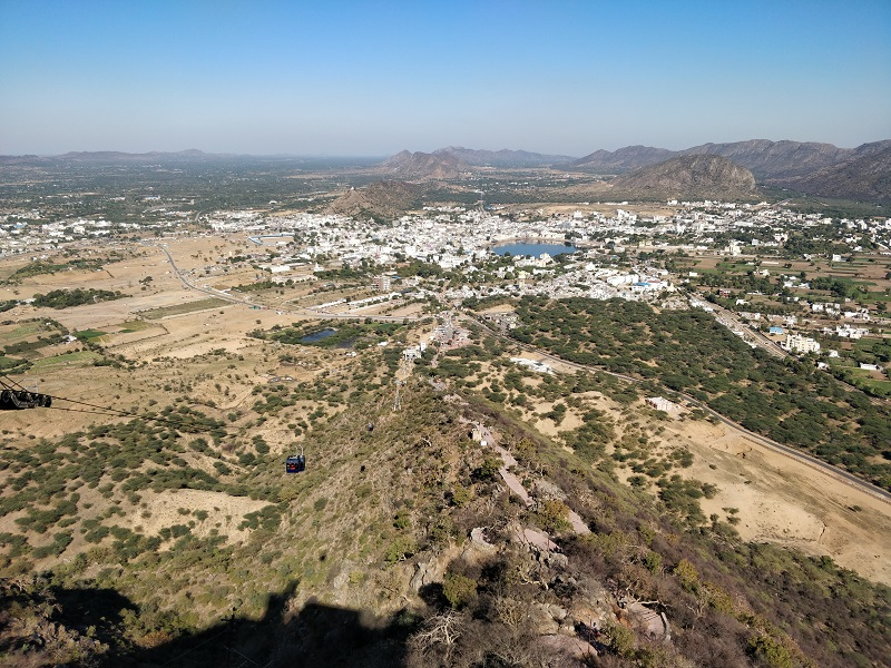 View-from-Temple-Pushkar